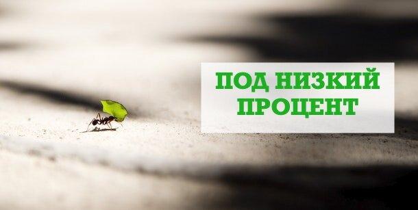 Займ под низкий процент на карту и безналичными по всей России